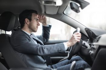Driving after a heart attack